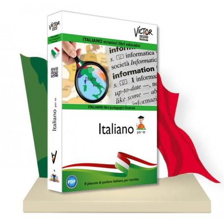 ITALIEN Débutant livres pédagogiques