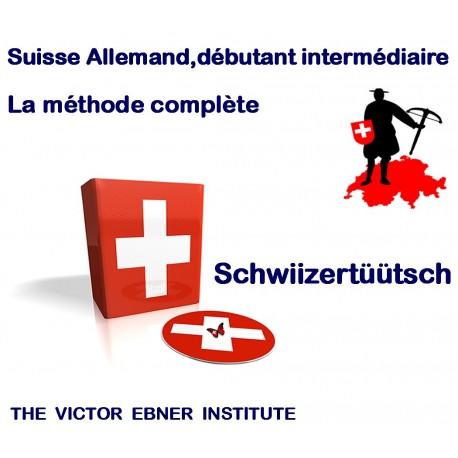 Suisse Allemand méthode complète