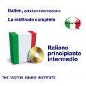 ITALIEN Débutant,intermédiaire,méthode complète  en DVD