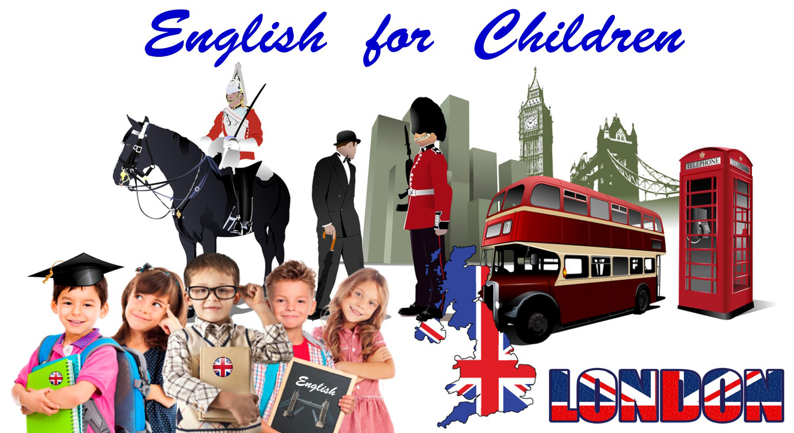 L'anglais junior